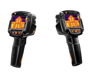 Caméra thermique Testo 872 avec App
