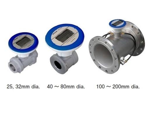 Débitmètres à ultrasons pour la mesure de débit d'air.