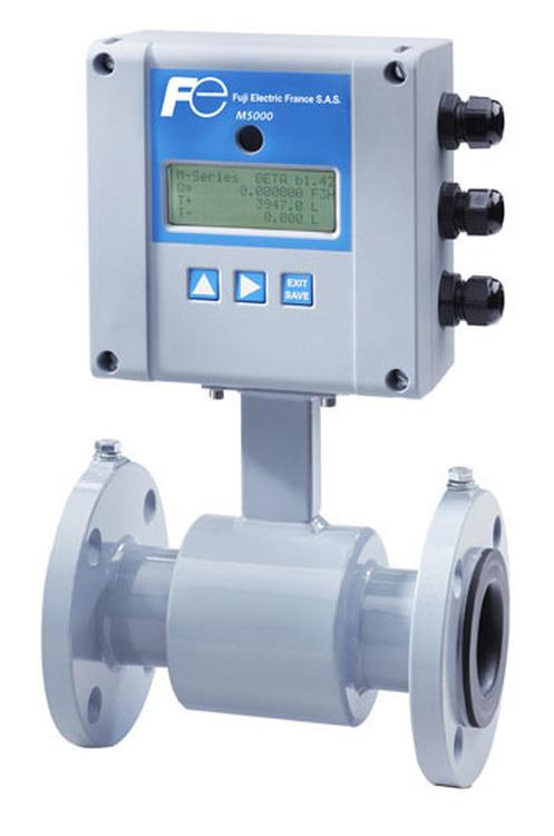 Débitmètre électromagnétique Fuji Electric M5000