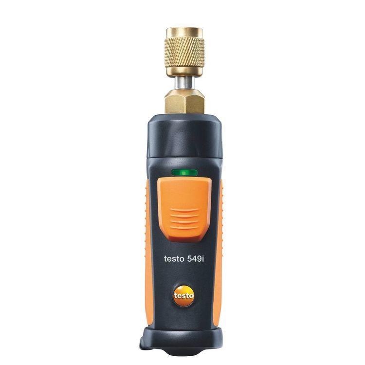 Manomètre haute pression avec commande Smartphone - Testo 549 i