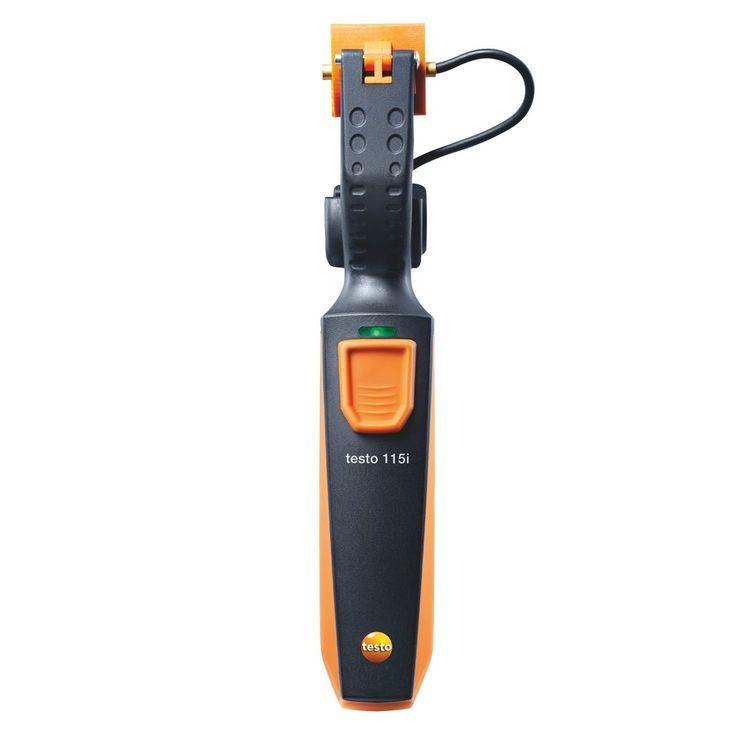Thermomètre à pince avec commande Smartphone - Testo 115 i