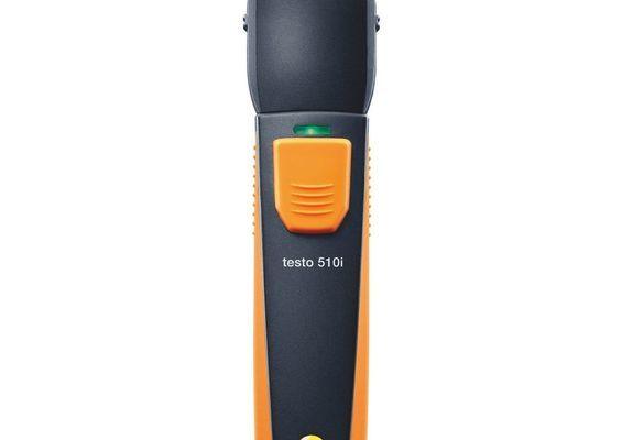 Manomètre différentiel avec commande Smartphone Testo 510 i