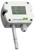 Transmetteur d'humidité et température pour contrôle climatique EE210