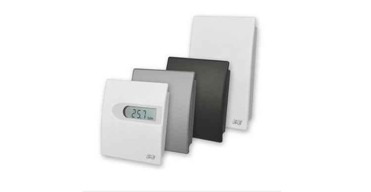 Transmetteur intérieur HVAC pour humidité et température EE10