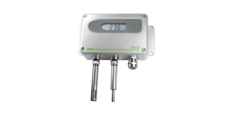 EE220 Transmetteurs humidité/température avec sondes interchangeables