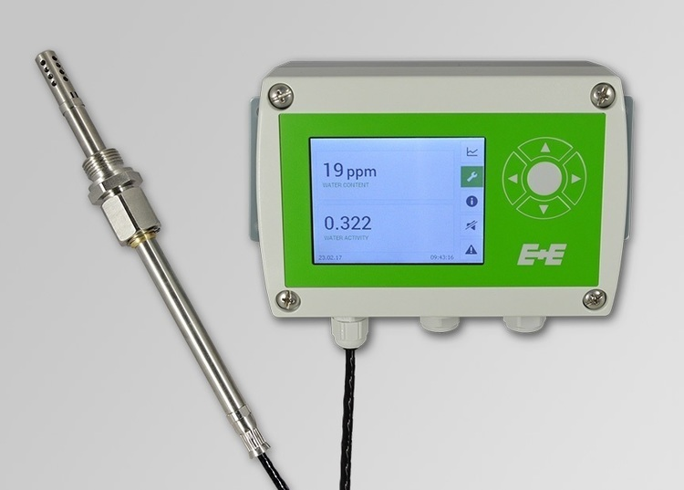 Transmetteur d'humidité dans l'huile haut de gamme EE360