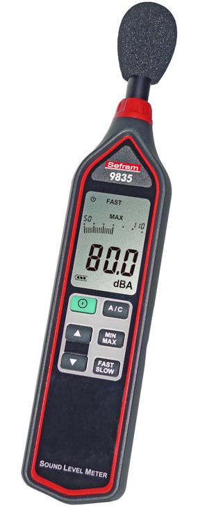 Sonomètre portable Modèle 9835