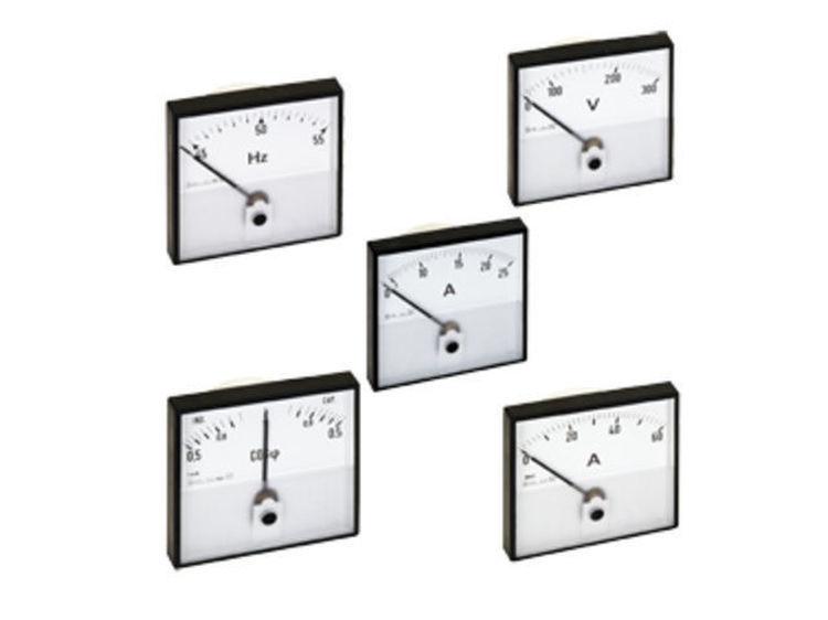 Galvanomètres analogiques Gamme ROTEX