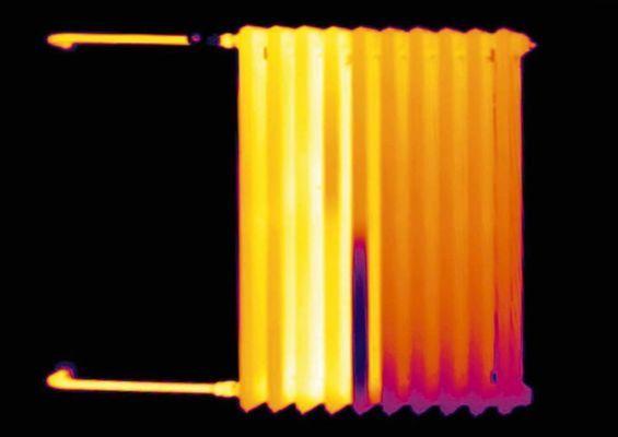 Caméra thermique Testo 871 avec App