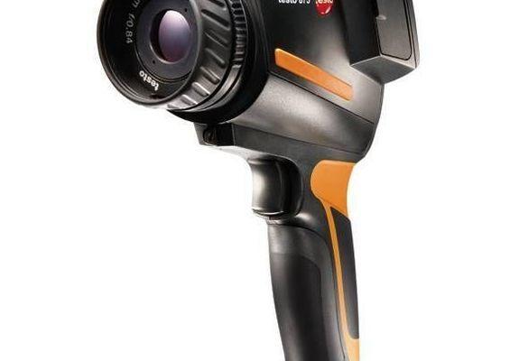 Caméra infrarouge testo 875-2i avec SuperResolution