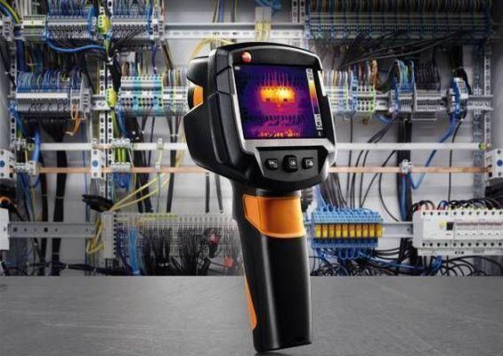 Caméra thermique testo 870-2 avec appareil photo numérique