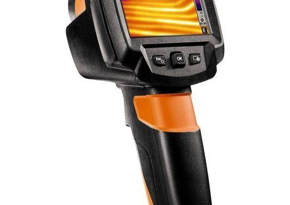 Caméra thermique testo 870-1 avec SuperResolution