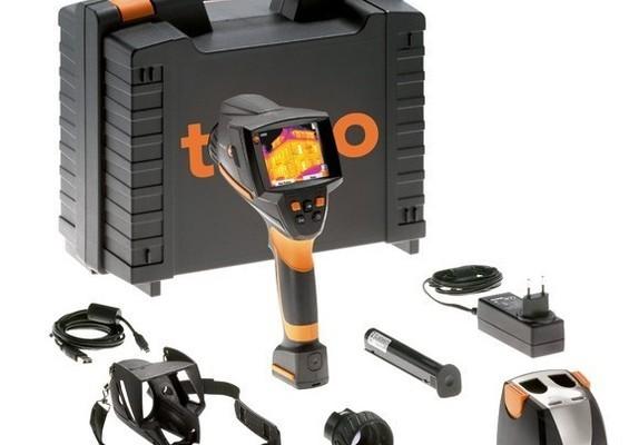 Caméra Thermique ( avec Appareil Photo ) Testo 875-1i