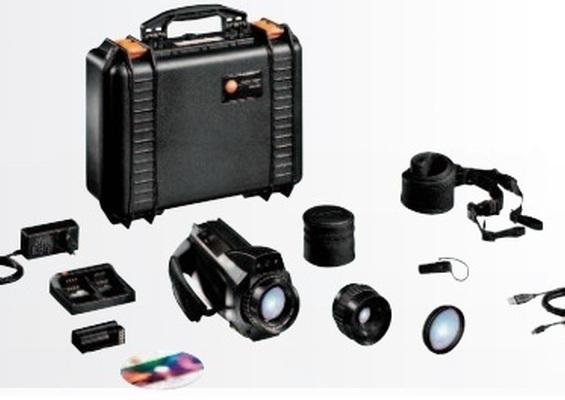 Caméra Thermique Infrarouge TESTO 890