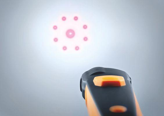 Thermomètre infrarouge avec commande Smartphone - Testo 805i