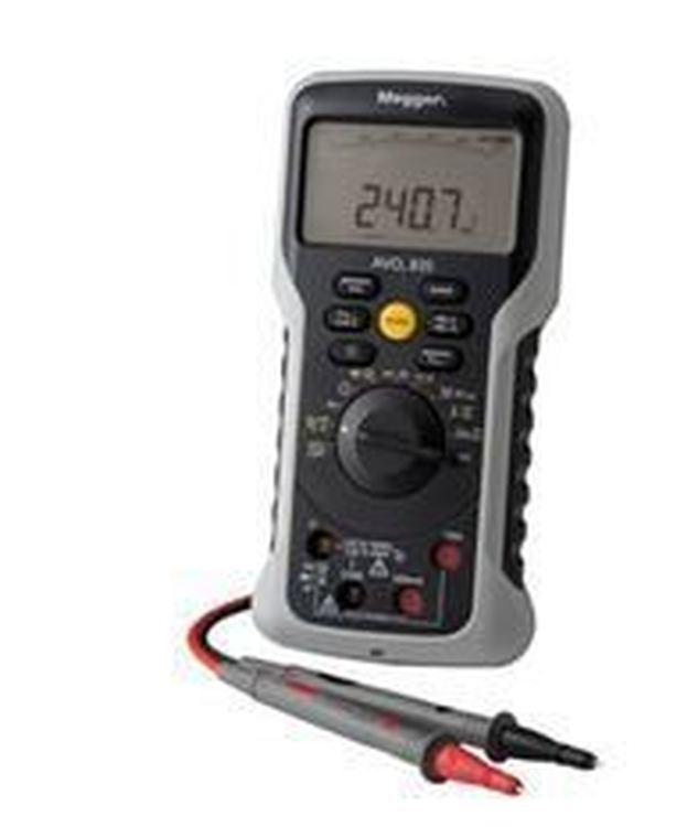 Multimètre numérique TRMS - MEGGER AVO800