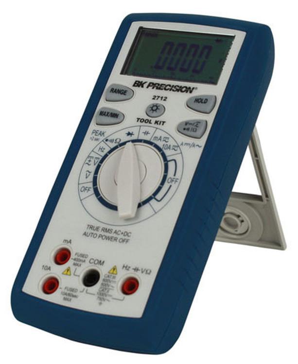 Multimètre TRMS 50.000 points - SEFRAM BK2712