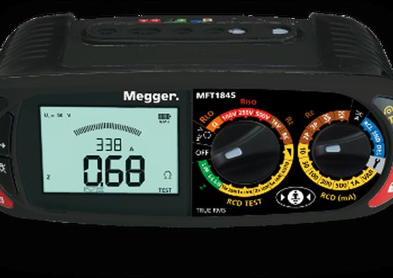 Testeur Multifonction Megger MFT