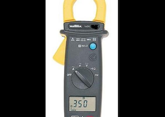 Pinces Multimètres Metrix Serie Mx