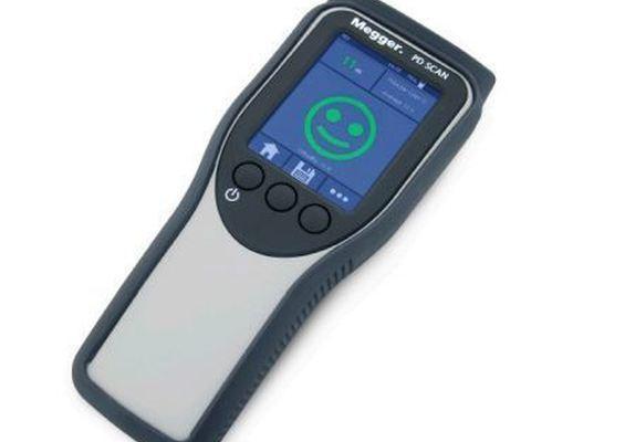 PD SCAN - Scanner portable pour la detection de DP sur les installations HTA et HTB