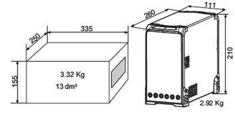 Alimentation Programmable triple ALR3206T