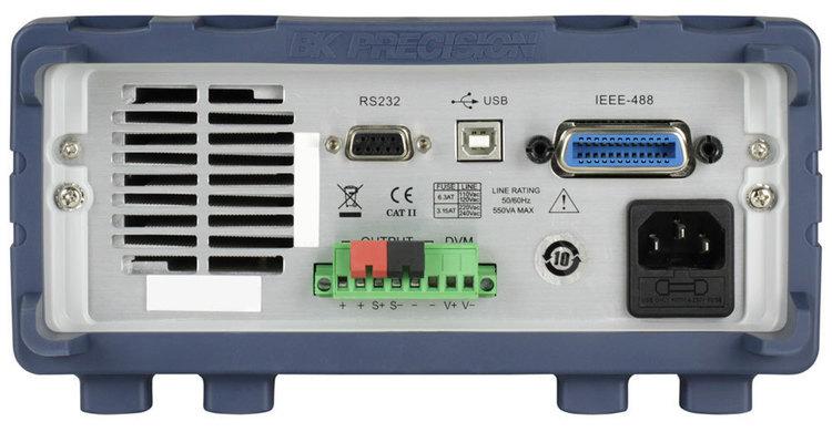 Alimentation programmable multi-gammes 0-150V/0-10A 600W BK9206