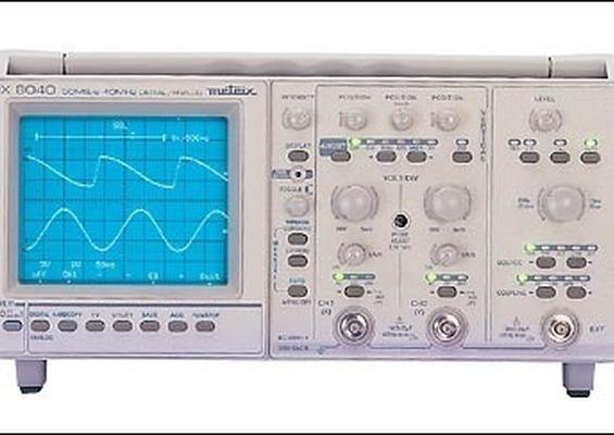 Oscilloscopes Analogiques Metrix OX - 20/150MHz -