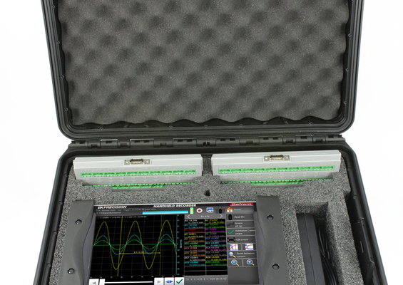 Système d'acquisition de données SEFRAM DAS 240