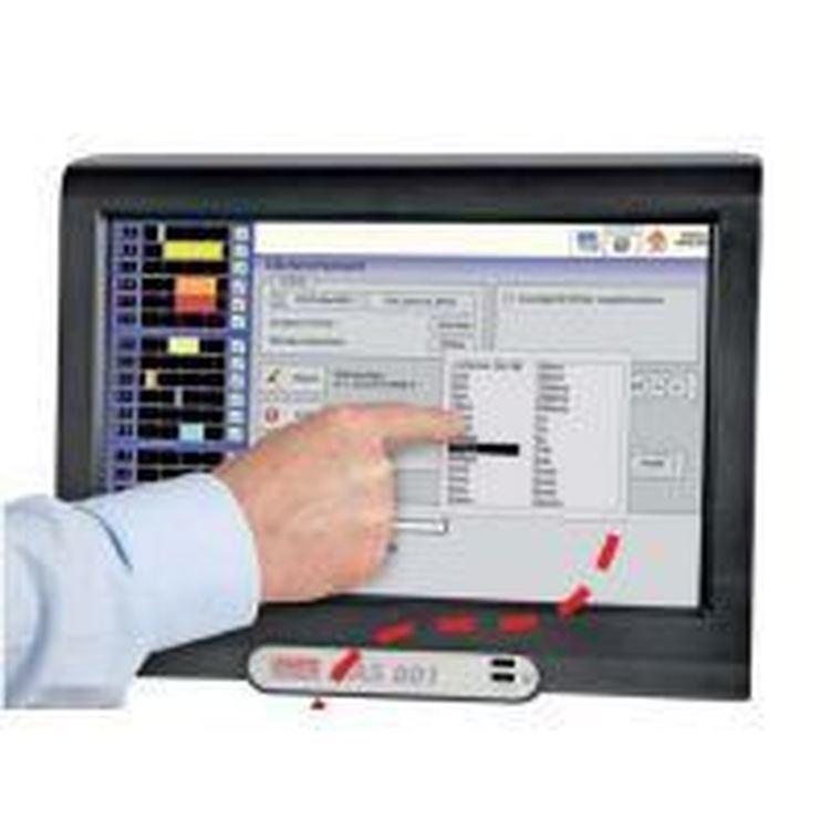 Système d'acquisition de données SEFRAM DAS 1600  de 6 à 72 voies analogiques