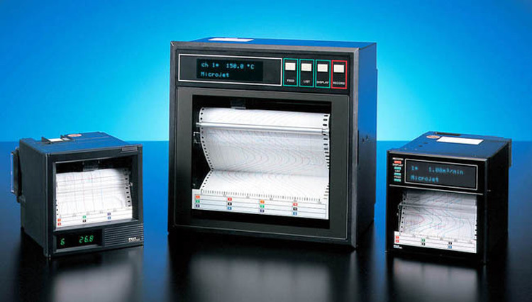Fuji Enregistreurs Papier à Jet D'encre PHC/PHE/PHA-B