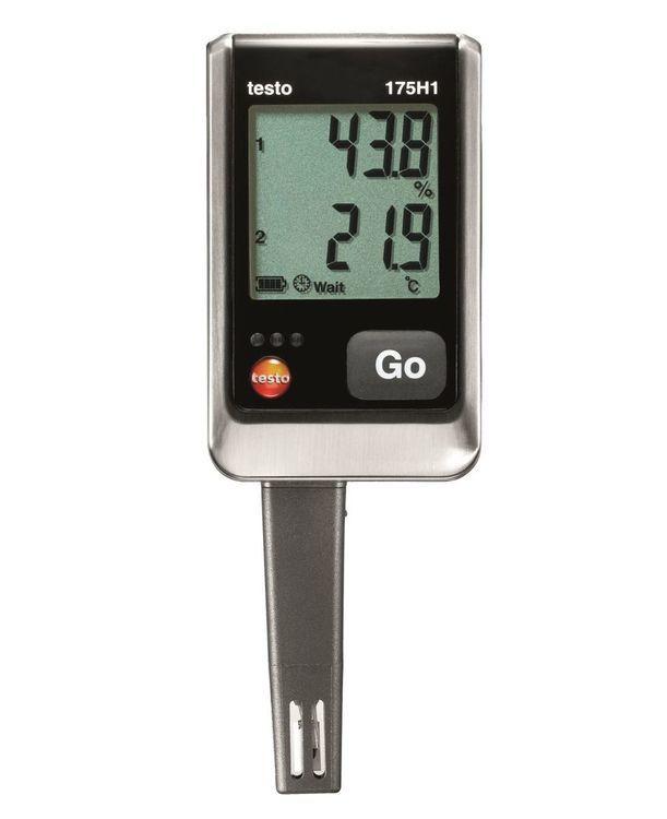 Enregistreur de température et humidité - 175 H1