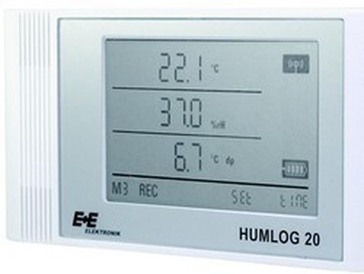 Enregistreur de données Multifonctions HumLog20