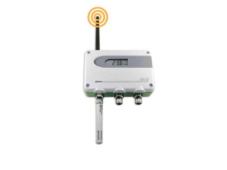 Transmetteur sans fil EE244 pour applications industrielles