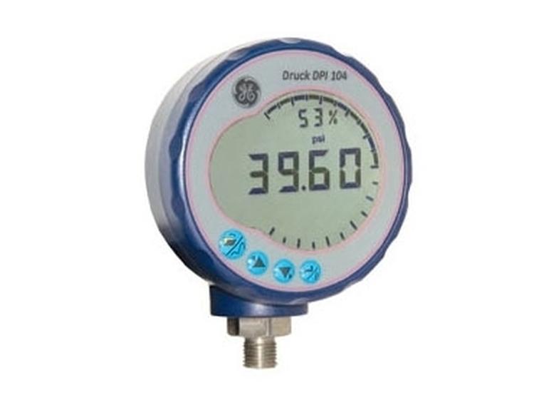 Manomètre numérique DPI104 GE Druck - Précis, adaptable et économique