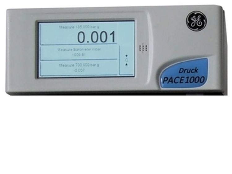 Indicateur de pression à haute précision PACE1000