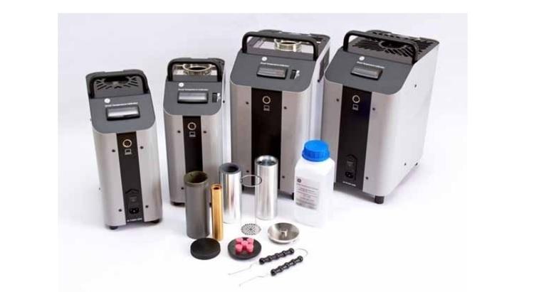 Four Calibrateur de température série TC