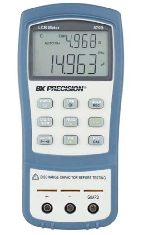 Ponts RLC portables SEFRAM BK879B