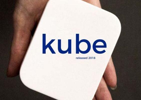 Kube - Systèmes de Mesure de la qualité de l'air intérieur sans fil