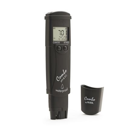 Testeur pH/EC/TDS/°C 20.00 mS 10.00 g/L HI98130