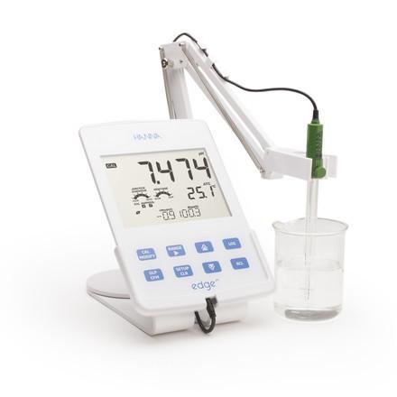 pH-mètre de laboratoire edge pH HI2002-02