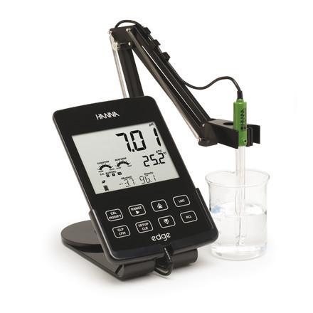 Multiparamètre de laboratoire edge kit pH HI2020-02