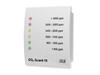 Contrôleur de CO2 Guard 10 - Surveillance facile de CO2 avec indications lumineuses et signalisation sonore