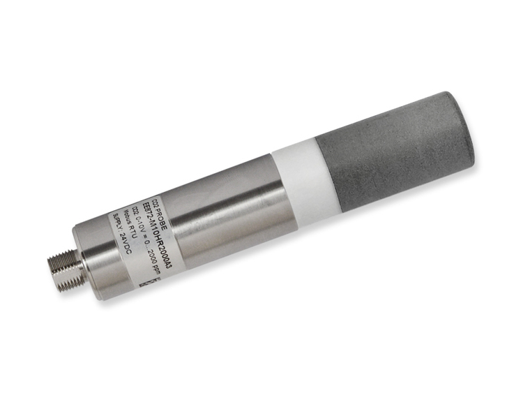 Sonde modulaire pour mesures de CO2, d'humidité, température et de pression