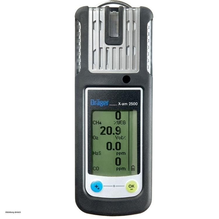Détecteur de gaz (multigaz) X-AM 2500