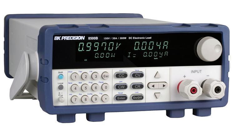 Charge électronique programmable 300W, 120V/30A, interface USB