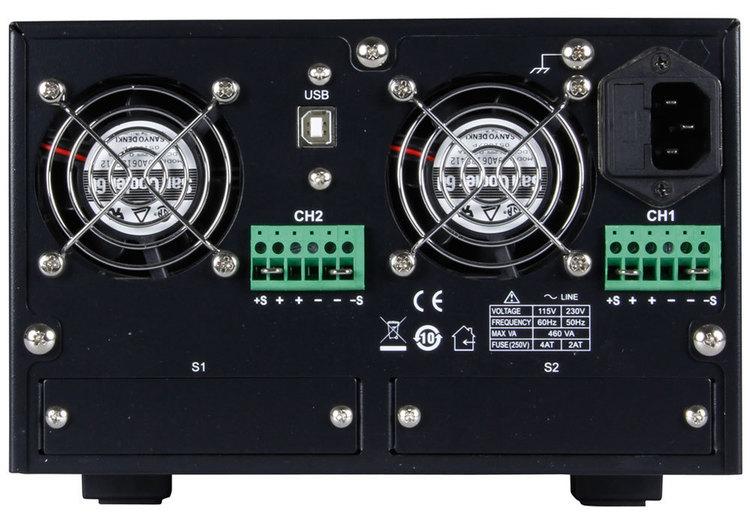 BK9171B Alimentation programmable 0-10V/0-10A ou 0-20V/0-5A