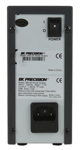 Alimentation simple à découpage (1-36VDC / 0-3A) avec chargeur USB