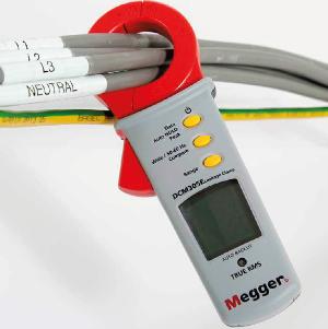 Pince multimetre de courant DCM305E