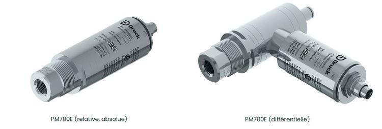 Sondes de pression externes PM 700E